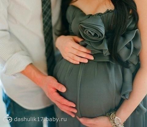 фотографии беременных девушек со спины