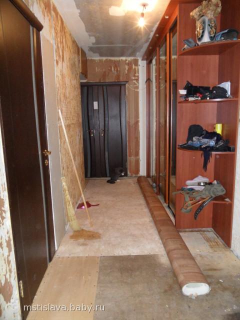 Как в коридоре сделать ремонт в