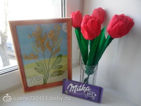Подарки бабушке 8 марта