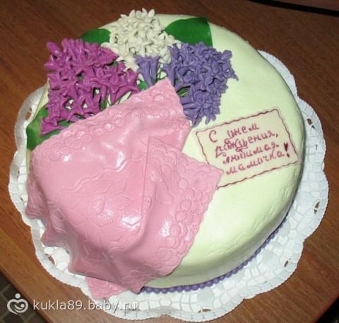 Торт на день рождение торты на заказ