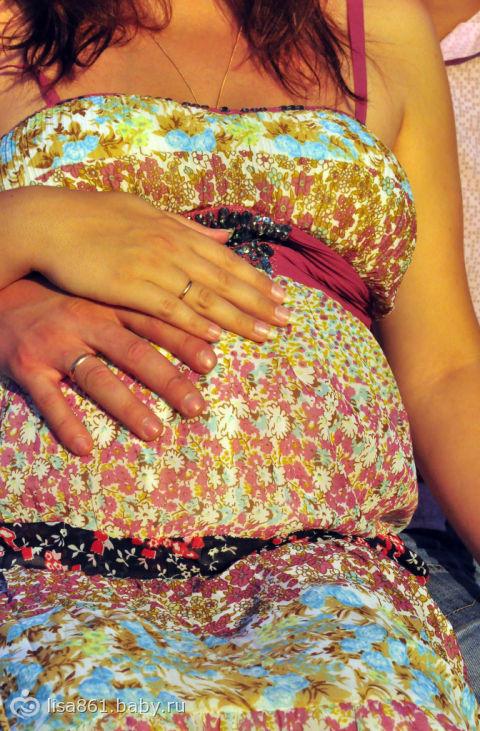 Фотосессия беременной вологда