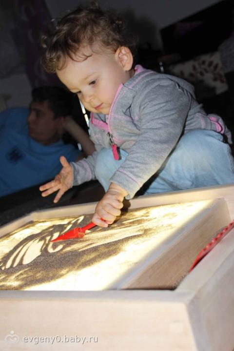 Планшет для рисования песком отзывы