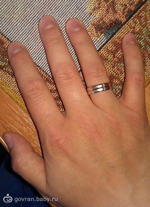 кольца на короткие пальцы
