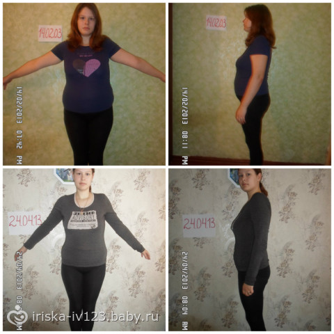 как похудеть за 2 месяца без диет