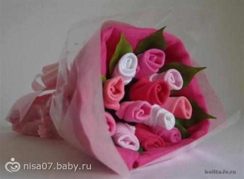Подарок своими руками новорожденному фото