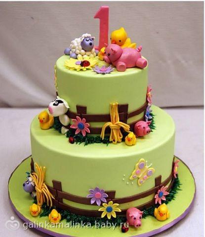 поздравления с днем рождения 1 год девочки: