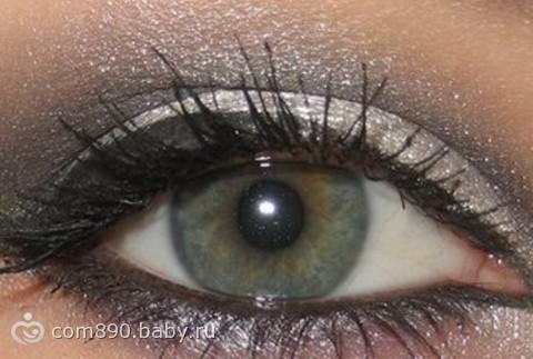 Серозеленые глаза значение  Магия цвета