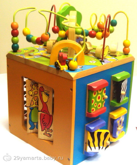 Развивающие игрушки для детей от 2 года своими руками фото