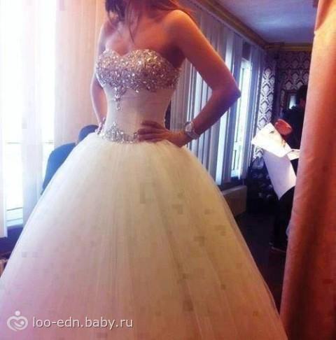 Фото свадебных платьев без лица