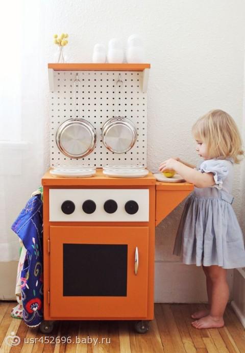 Детская мебель сделанная своими руками