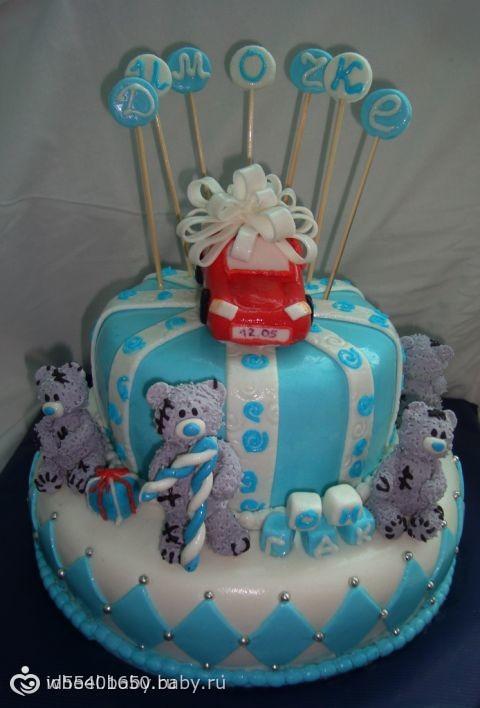 Мультики.  Торт 2 годика мальчику.  Лучшие картинки со всего интернета.