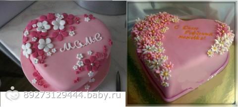 Какой торт можно сделать маме на день рождения своими руками