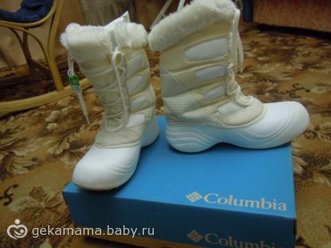 Обувь - - Columbia
