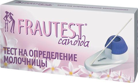 Фраутест Кандида определение молочницы в домашних условиях