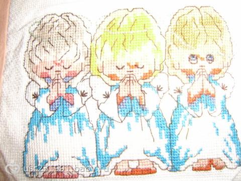 Мои три ангела надежды.
