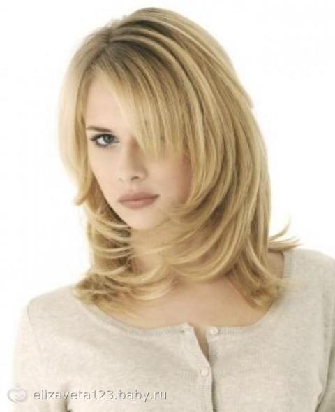 Модные, длинные, средние, короткие стрижки волос с фото. . Женские и мужск