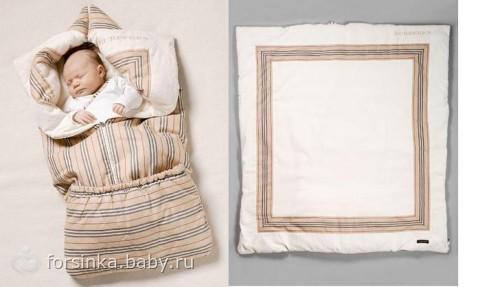 Одеяло в кроватку для новорожденных своими руками 880