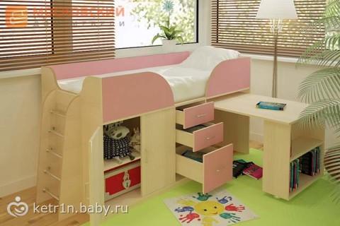 Кровать-чердак  уфа
