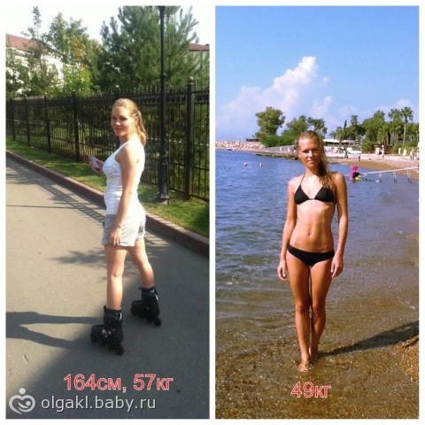 Как похудеть если ты весишь 58 кг