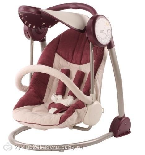 Продам музыкальная кресло качалка delti