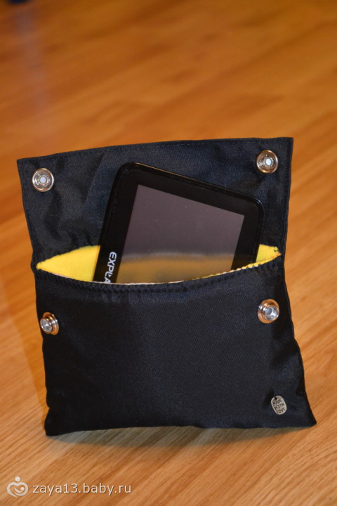 Как сшить прикроватный карман