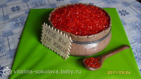 Приготовление торта мастики на именины фото