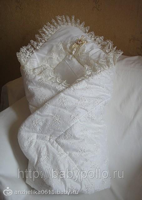 Конверт одеяло на лето