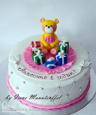 Торты на день рождения 2 кг