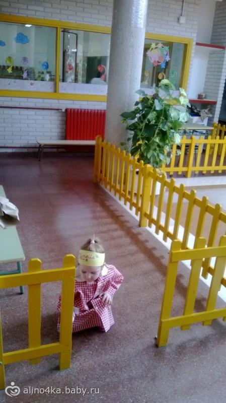 Моя трехлетка идет в школу, все не так страшно!!!)