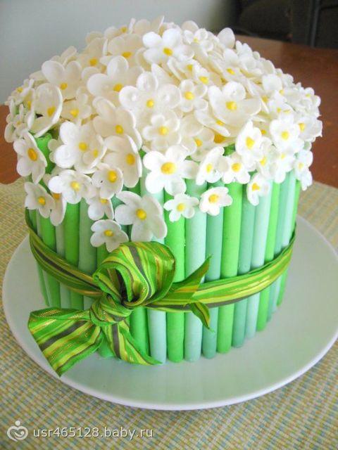 Тортик на 30 лет для девушки - f9f