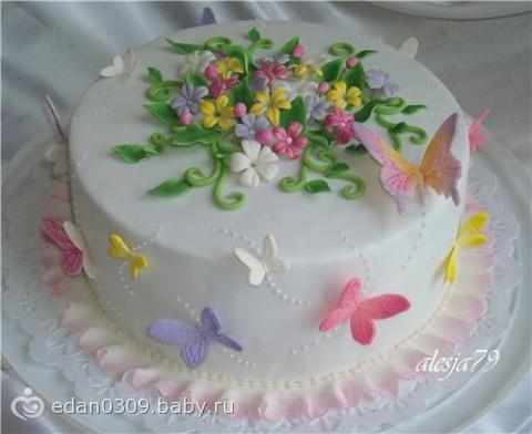 мастика для торта из сгущенки фото