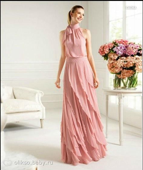 Платье На Свадьбу Рожавшей Невесте 73