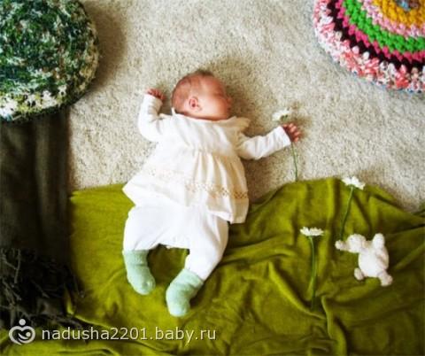 Необычные идеи для фотосессии малыша