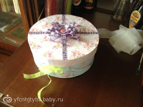 Как сделать на день рождения дяди подарок своими руками