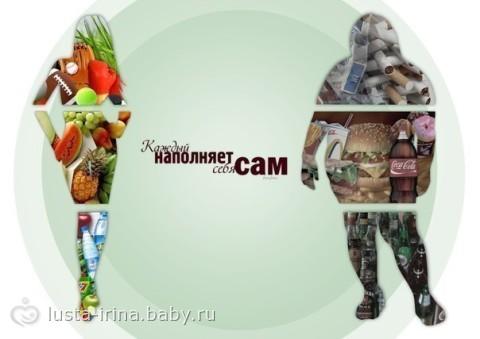 правильное питание для похудения беременным схема