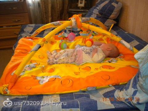 Дуги для развивающего коврика своими руками видео