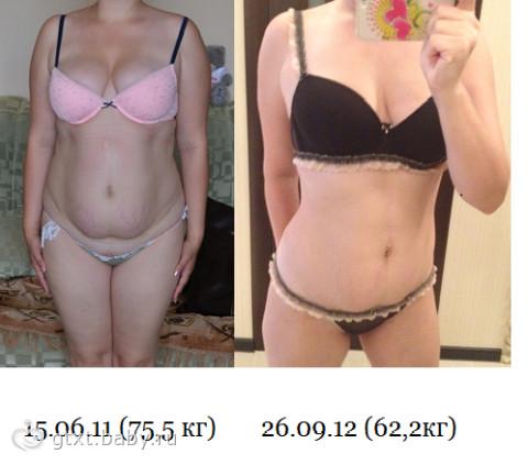 похудела за 2 месяца на 7 кг