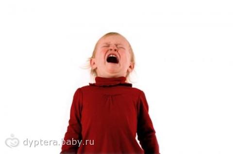 истерика у ребенка 5 лет: