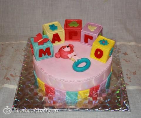 Вот не знаю какой лучше торт девочке 1