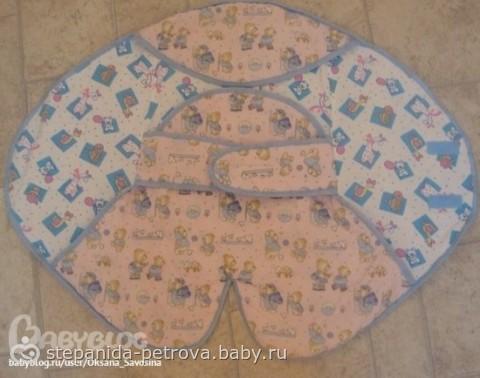 Размеры пеленок для новорожденных сколько надо штук