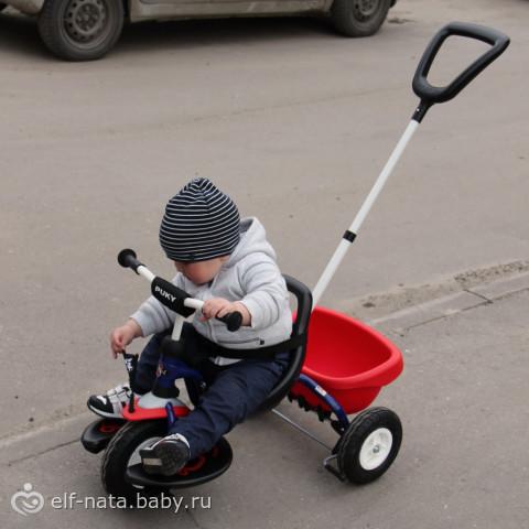 Puky велосипед трехколесный инструкция