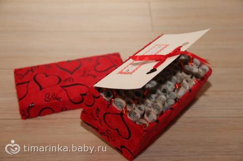 Подарок на свадьбу для подруги своими руками 93