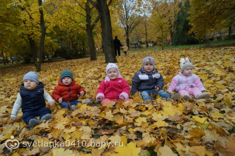 наша встреча беберушек 15.10.13.