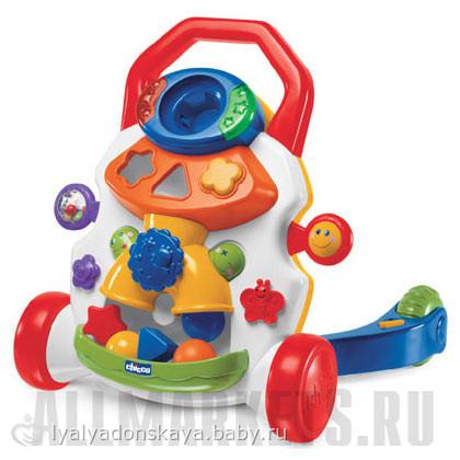 Какие игрушки нужны в 8 месяцев