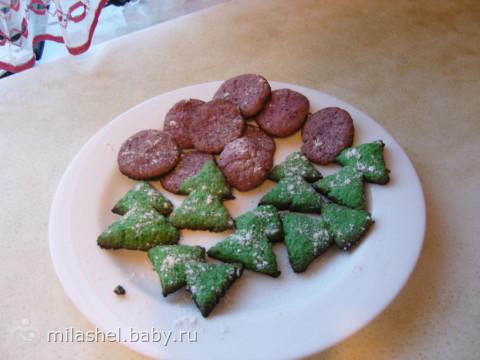 Новогодние печеньки=) (фото)