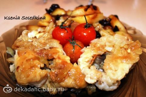 Блюда рыбы пикши рецепты фото