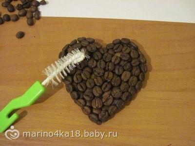 Магниты своими руками с кофе