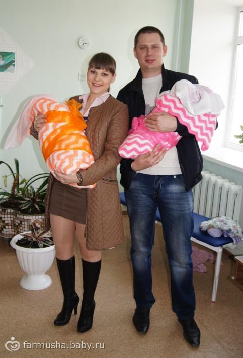 Мой рассказ о беременности и родах двойни. Очень длинный.