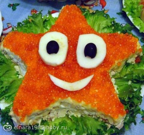 Украшения блюд на детский день рождения.(Фото) 33
