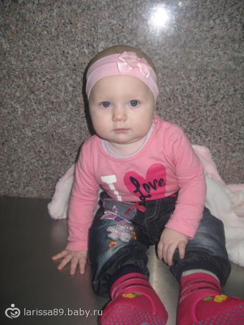 вчера нам было 8 месяцев))))
